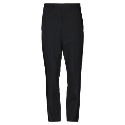 リック オウエンス RICK OWENS パンツ ブラック 48 バージンウール 96% / ポリウレタン 4% パンツ
