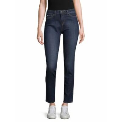 ラブモスキーノ レディース パンツ Cotton Cropped Skinny Jeans