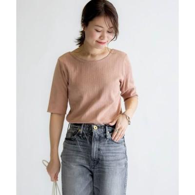 tシャツ Tシャツ 【別注】Healthknit:バックオープンカットソー◇