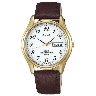 アルバ セイコー ALBA SEIKO ソーラー 10気圧防水  メンズ 腕時計 AEFD544