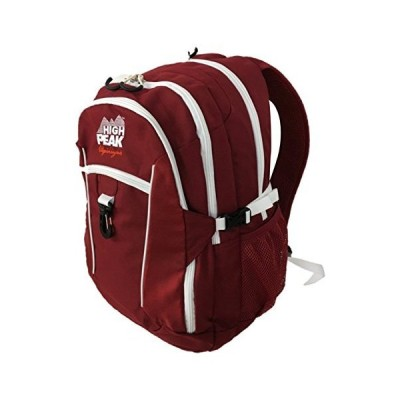 Alpinizmo High Peak USA Vector 38 Backpack, Red, One Size 並行輸入品