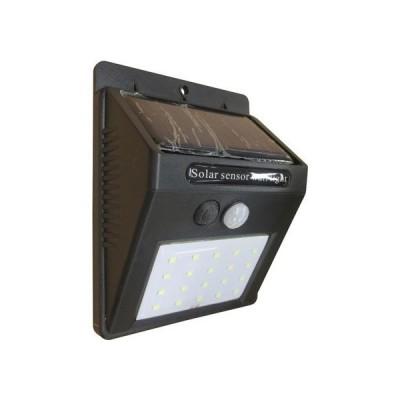 【お取り寄せ】ブロードウォッチ/ソーラー電池付 人感検知LED/LED-SOL-200