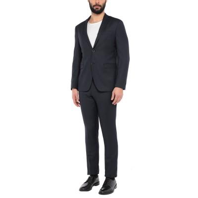 DOMENICO TAGLIENTE スーツ ダークブルー 54 ウール 100% スーツ