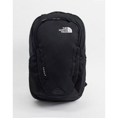ノースフェイス メンズ バックパック・リュックサック バッグ The North Face Vault backpack in black