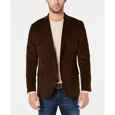アンリステッド メンズ ジャケット・ブルゾン アウター Kenneth Cole Men's Slim-Fit Corduroy Sport Coat, On-Line Only