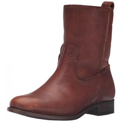 フライ レディース ブーツ FRYE Women's Cara Short Leather Boot