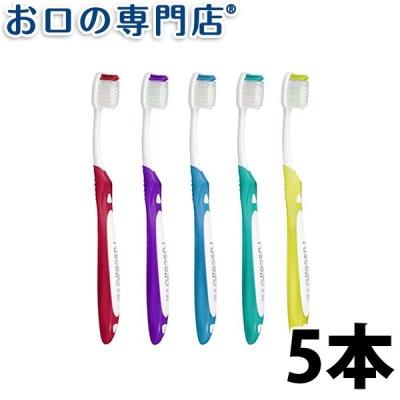 ポイント5倍!歯ブラシ ジーシー ルシェロB-30 グラッポ 歯ブラシ ×5本 メール便送料無料