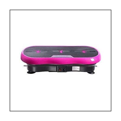RSBCSHI Fitness Vibration Platform Exercise Machine, Vibration Plate, Home Fitness Equipment, Digital LCD Display, Weight Loss and Fat Burni