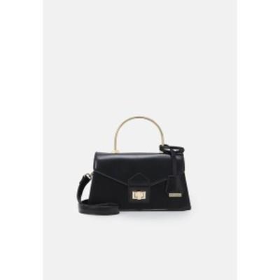 グラマラス レディース ハンドバッグ バッグ Handbag - black black