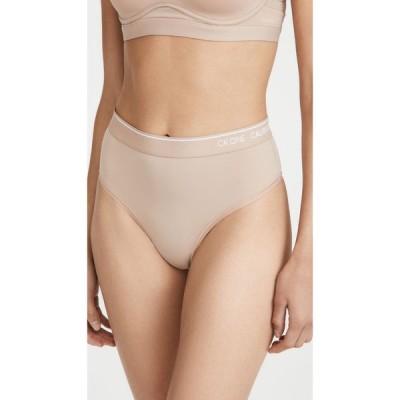 カルバンクライン Calvin Klein Underwear レディース ショーツのみ インナー・下着 CK One Micro High Waist Thong Cedar
