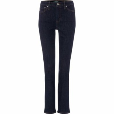ラルフ ローレン Lauren by Ralph Lauren レディース ジーンズ・デニム ボトムス・パンツ Premier Straight Jeans Harbour Wash