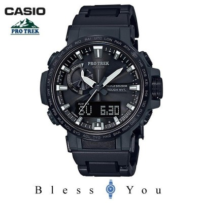 メンズ腕時計 カシオ 電波ソーラー 腕時計 メンズ プロトレック 2018年11月 PRW-60FC-1AJF 74000