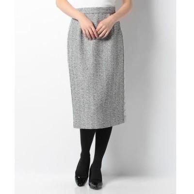 VICE VERSA  / バイス バーサ ヘリンボンタイトスカート