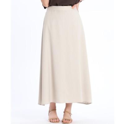 【スーペリアクローゼット/SUPERIOR CLOSET】 フレアロングスカート