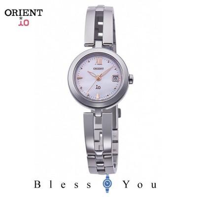 オリエント ソーラー 腕時計 レディース イオ RN-WG0003S 22000