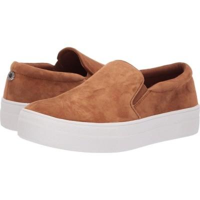 スティーブ マデン Steve Madden レディース スニーカー シューズ・靴 Gills Sneaker Chestnut Suede