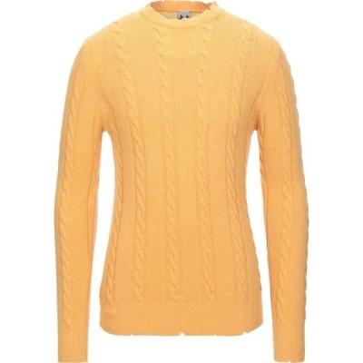 モーロイレブン MOLO ELEVEN メンズ ニット・セーター トップス sweater Ocher