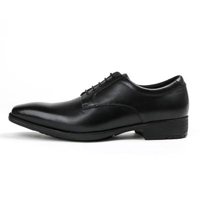 送料無料!☆texcy luxe テクシーリュクス TU-7009 ブラック 24.5~28cm 革靴 ビジネスシューズ メンズ 幅広 軽量 紳士靴 アシックス商事 冠婚葬祭(26)