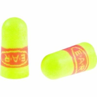 (事業者向け製品)3M E-A-Rsoft[[TM上]] スーパーフィット 耳栓 312-1256 ひもなし (1組) 品番:312