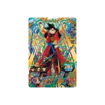 スーパードラゴンボールヒーローズ/SH7-CP2 孫悟空:ゼノ CP