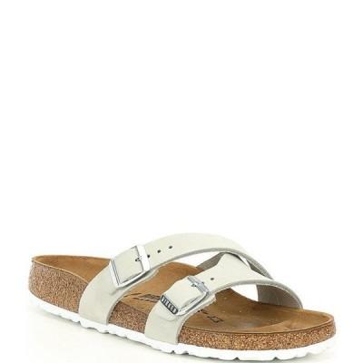 ビルケンシュトック レディース サンダル シューズ Women's Yao Suede Slide Sandals