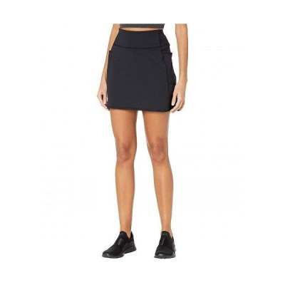 SKECHERS スケッチャーズ レディース 女性用 ファッション スカート GOWALK Skort - Black