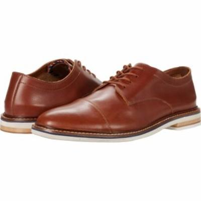 ボストニアン Bostonian メンズ シューズ・靴 Dezmin Cap Tan Leather