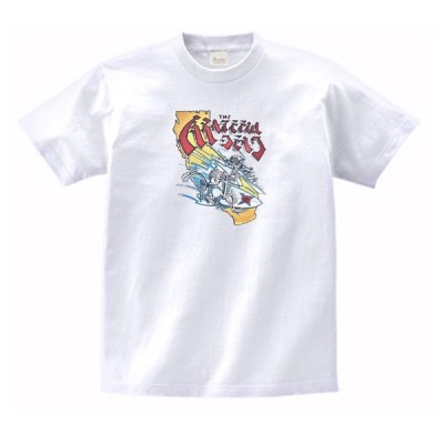 グレイトフルデッド 音楽・ロック・シネマ Tシャツ