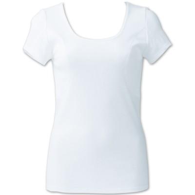 超大汗取りインナー・半袖(大きいサイズ)