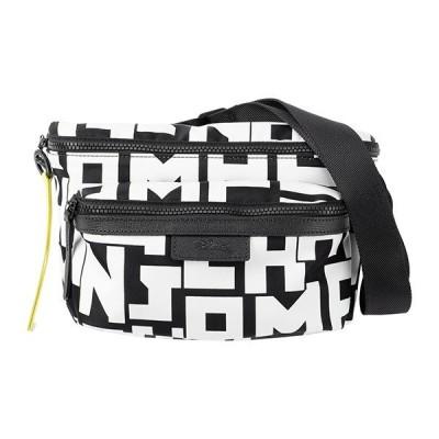 ロンシャン ウエストバッグ・ボディバッグ BELT BAG L 1035 413 067 ブラック 黒/ホワイト 白