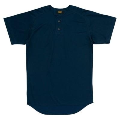 ユニフォームシャツ  ZETT ゼット ヤキュウソフトユニフォーム シャツ・M (BU1073-2900)