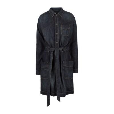 POLO RALPH LAUREN ミニワンピース&ドレス ダークブルー 4 コットン 100% ミニワンピース&ドレス