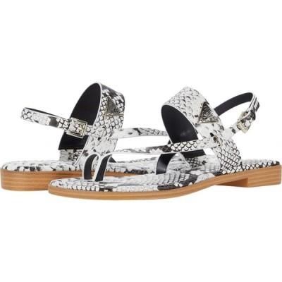 ゲス GUESS レディース サンダル・ミュール シューズ・靴 Geesa White Multi