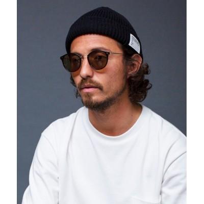 Magine / The TWENTYSEVEN:ボストン型 伊達メガネ UVサングラス MEN ファッション雑貨 > サングラス