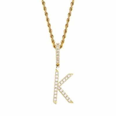 GUCY Letter Initial Necklace Cubic Zirconia Diamond Initial Letter Pendant Necklace Women Girls Gift for Personalized Name Neckl