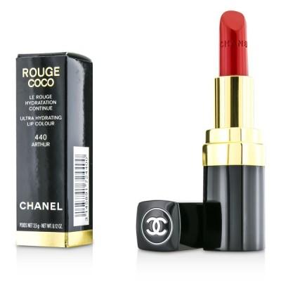 シャネル リップスティック Chanel 口紅 ルージュ ココ #440 アーサー 3.5g