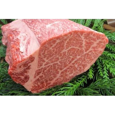 飛騨牛 シャトーブリアンステーキ 5等級 2回お届け 飛騨市推奨特産品 古里精肉店謹製[N0002]