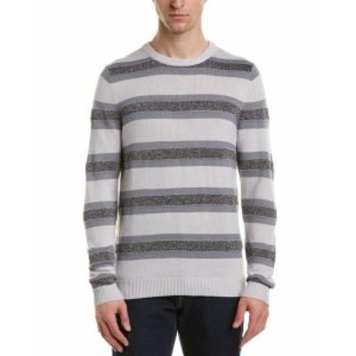 ファッション トップス Reiss Embleton Wool-Blend Crewneck Sweater