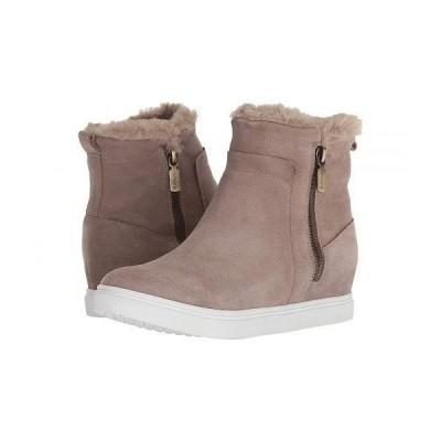 Blondo ブロンド レディース 女性用 シューズ 靴 ブーツ アンクル ショートブーツ Glade Waterproof - Mushroom Suede
