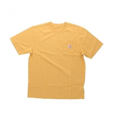 (BACKYARD/バックヤード)carhartt カーハート Workwear Pocket Short Sleeve Tshirt/メンズ ゴールド