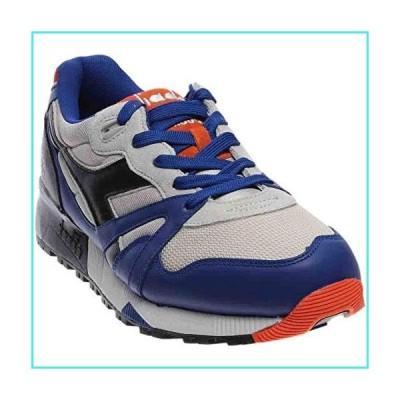【新品】Diadora Men N9000 L-S (Blue/Orange/Wind Gray)(並行輸入品)