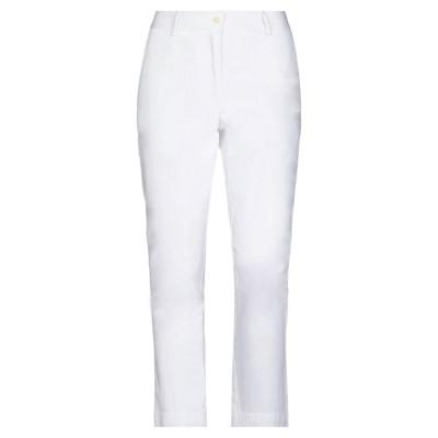 ガント GANT パンツ ホワイト 38 コットン 98% / ポリウレタン 2% パンツ