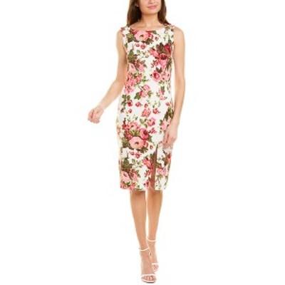 ベッツィジョンソン レディース ワンピース トップス Betsey Johnson Midi Dress floral bouquet