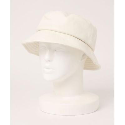 INGNI / レザーバケットハット WOMEN 帽子 > ハット