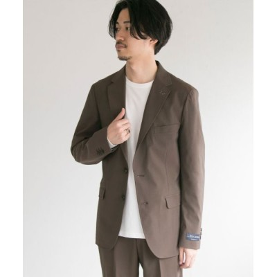 URBAN RESEARCH/アーバンリサーチ URBAN RESEARCH Tailor アーバンアスレチックサッカージャケット BROWN S