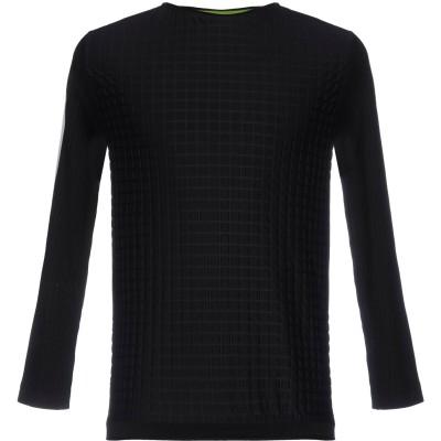 COSTUME NEMUTSO T シャツ ブラック XS ポリプロピレン 97% / ナイロン 3% / ナイロン / ポリウレタン T シャツ