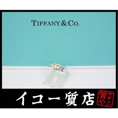 イコー質店 ティファニー ニューアトラスリング SV925 16.5号 希少大きめサイズ 新品仕上げ済み RY3339