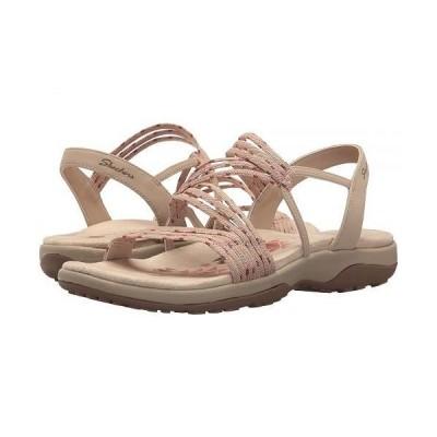 SKECHERS スケッチャーズ レディース 女性用 シューズ 靴 サンダル Reggae Slim - Stretch Appeal - Taupe