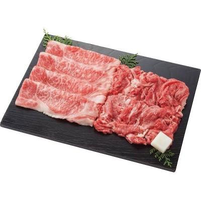 【送料込み/直送】宮城県産青葉牛 すき焼き用切落し(400g) 牛肉 [W-F](bo)