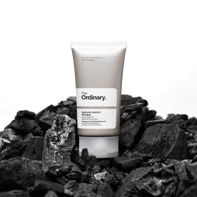 【国内発送】THE ORDINARY ジオーディナリー Salicylic Acid サリチル酸 2% Masque 黒いペーストピーリングマスク 50ml